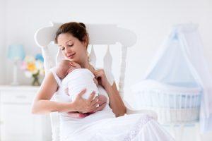 母と赤ちゃんのレビュー